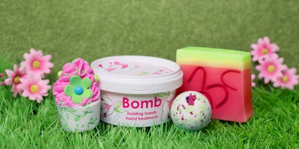 La nuova Linea Bomb Cosmetics