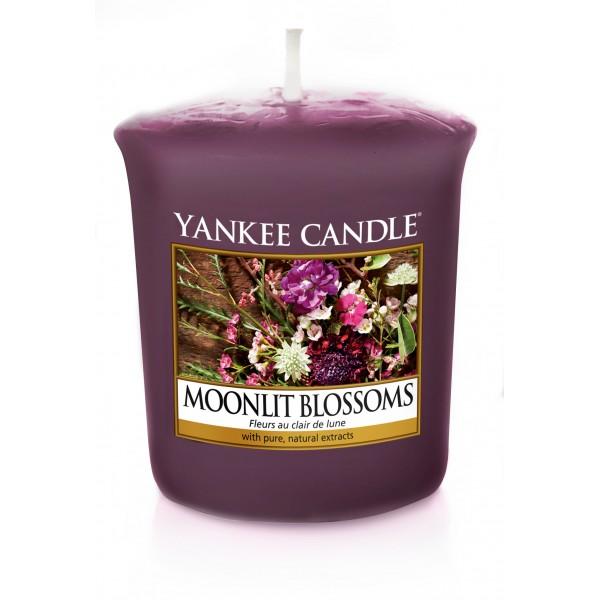 Moonlit Blossoms Candela Votivo