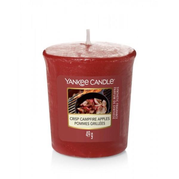Crisp Campfire Apples Votivo