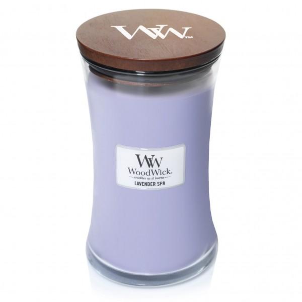 Lavender Spa Candela Grande