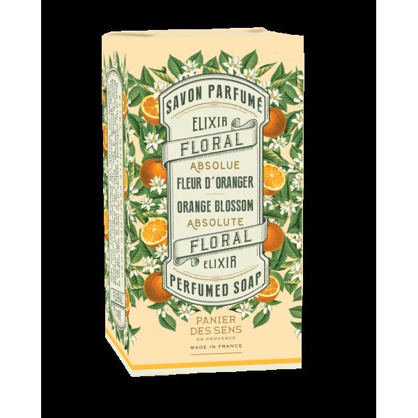 Saponetta vegetale Fiore d'Arancio 150 gr