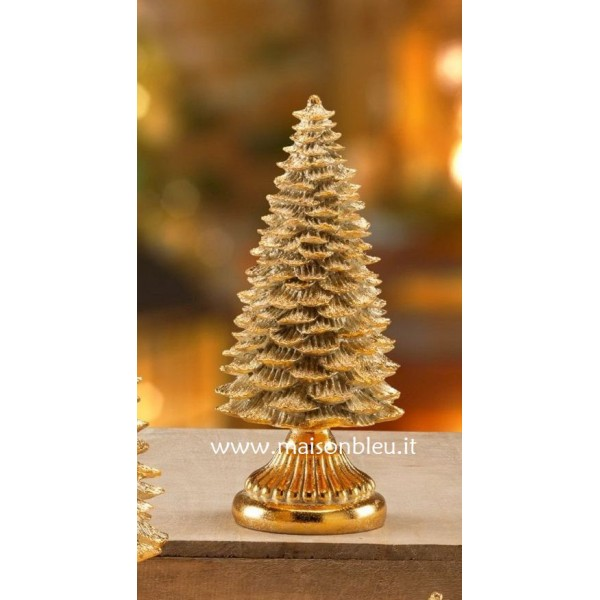 Albero Natale Oro