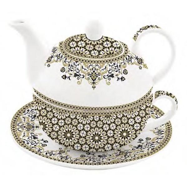 Tea for One Atmosphere Light Black