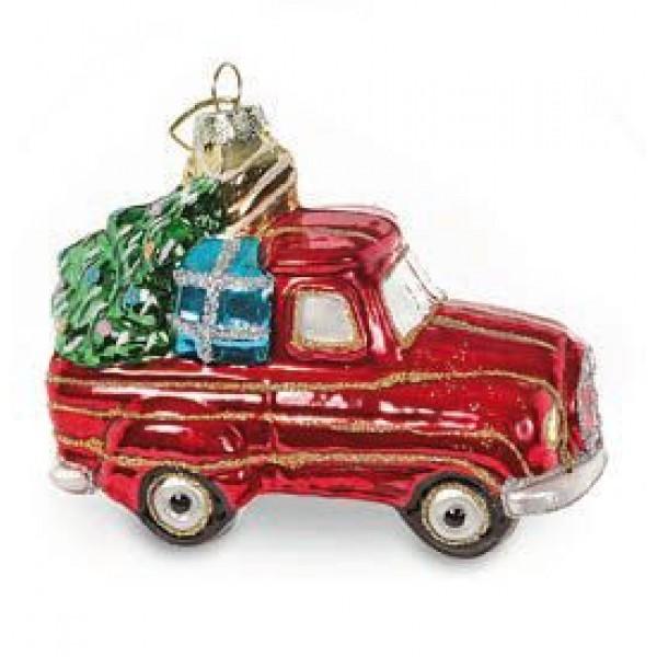 Addobbo Auto Pick-up Decorazione Albero