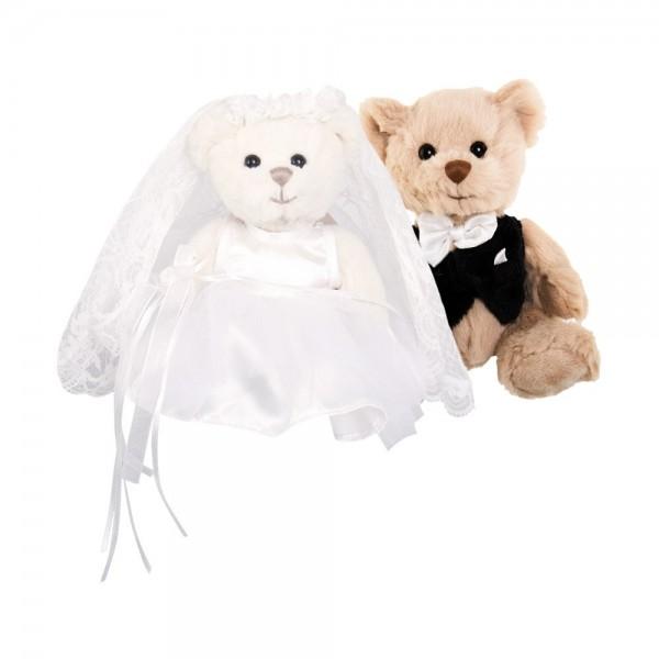 Kiara e Hugo Coppia orsetti Sposi