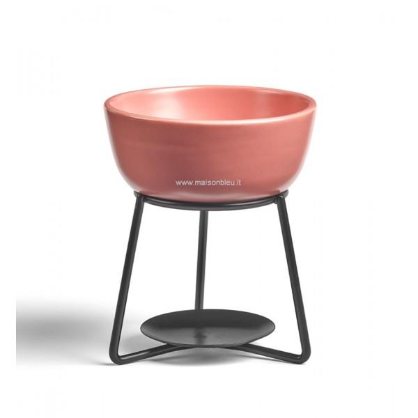 Bruciatore Pebble Pink Icing
