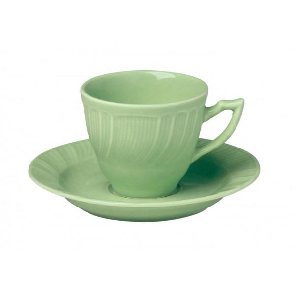 New Romantic verde tazzina caffè