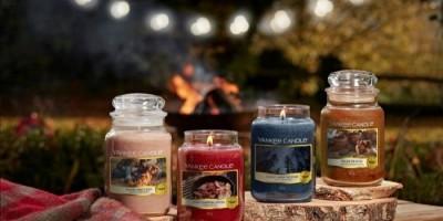 Campfire Nights Novità Autunno Yankee Candle