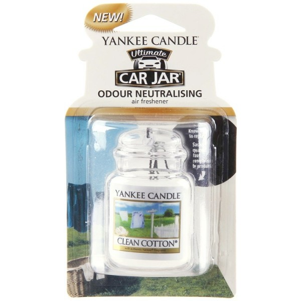 Clean Cotton Car Jar Ultimate