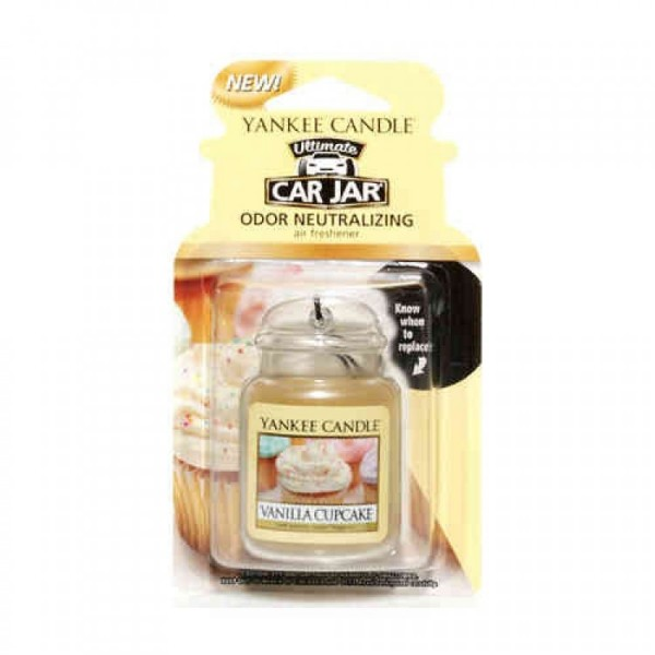 Vanilla Cupcake Car Jar Ultimate