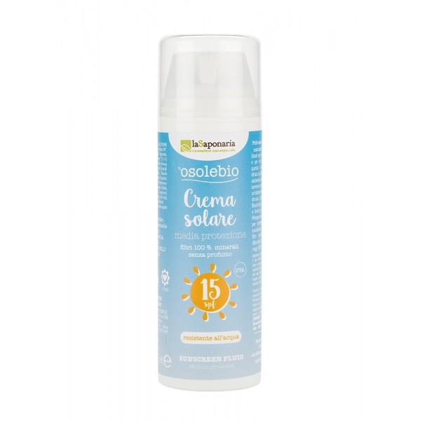 Crema Solare Protezione SPF 15