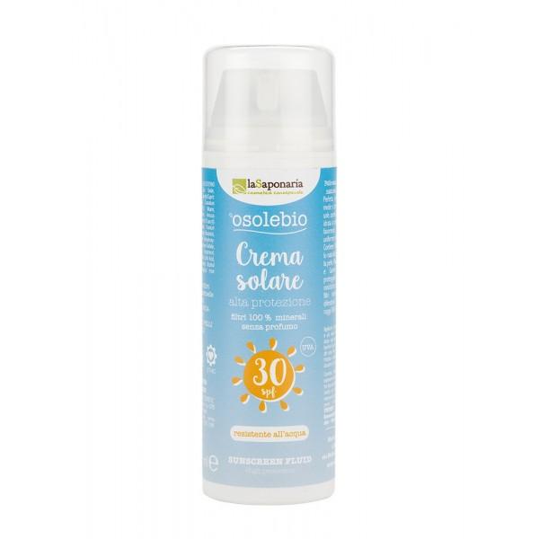 Crema Solare Protezione SPF 30