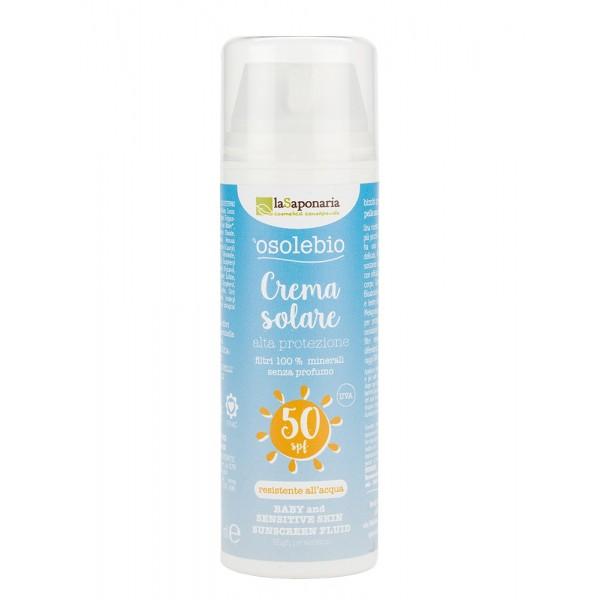 Crema Solare SPF 50