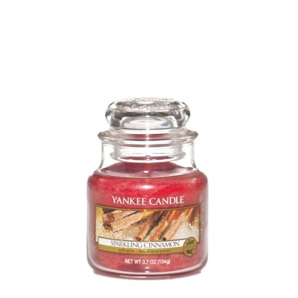 Sparkling Cinnamon giara piccola