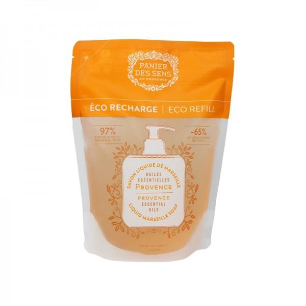 Eco-ricarica sapone liquido Marsiglia Provence 500 ml