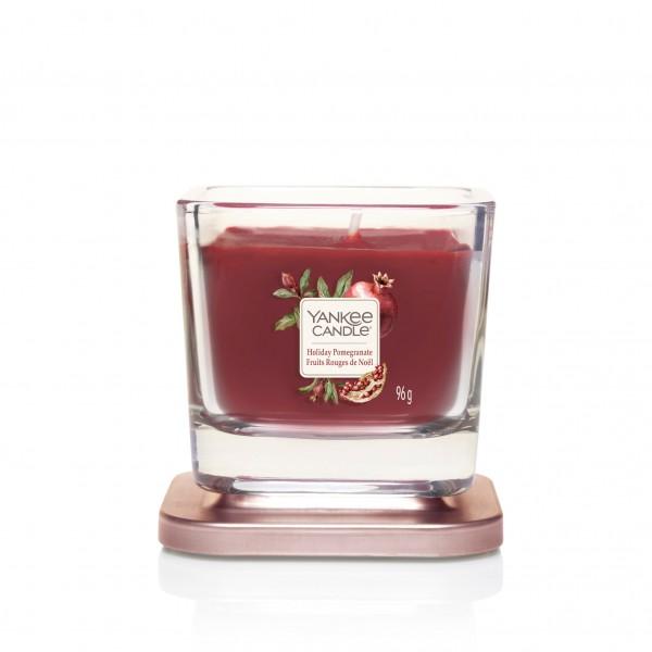 Holiday Pomegranate Candela Piccola
