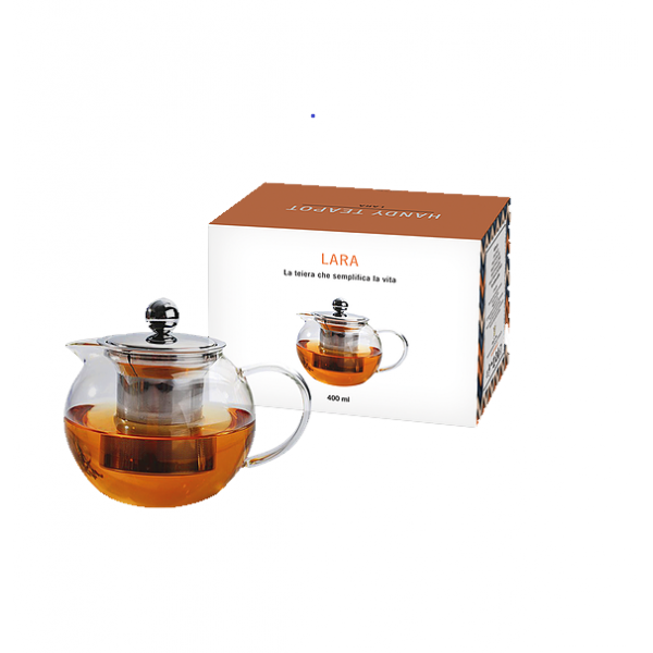 Lara Handy Tea Pot