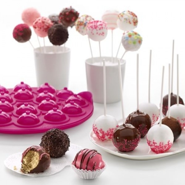 Teglia silicone Cake Pops