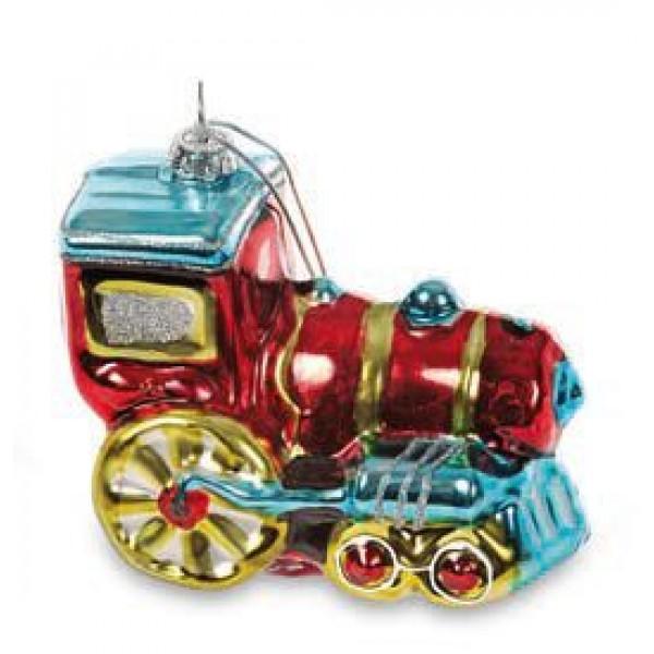 Addobbo Locomotiva decorazione Albero