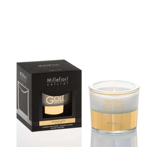Mineral Gold Candela 180 gr NOVITA'