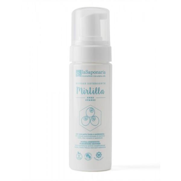 Mousse Detergente Mirtilla