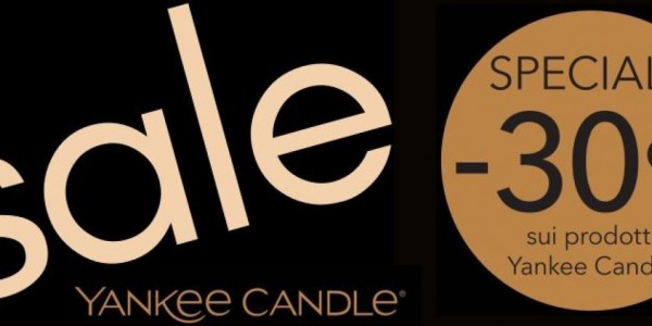 Black Friday Yankee Candle