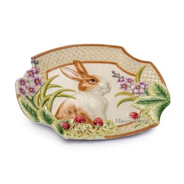 Piatto decorativo di Pasqua