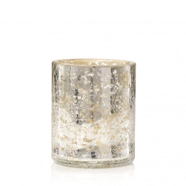 Porta Votivo Kensington Mercury glass