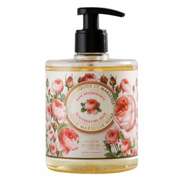 Sapone liquido Marsiglia Rose Regenerante 500 ml
