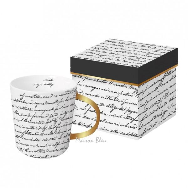 Tazza Mug Scrittura