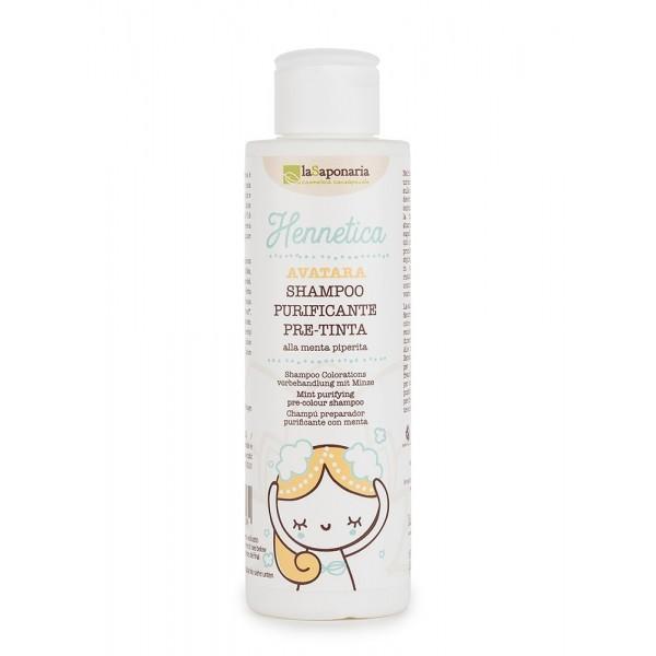 Shampoo pre-tinta Avatara