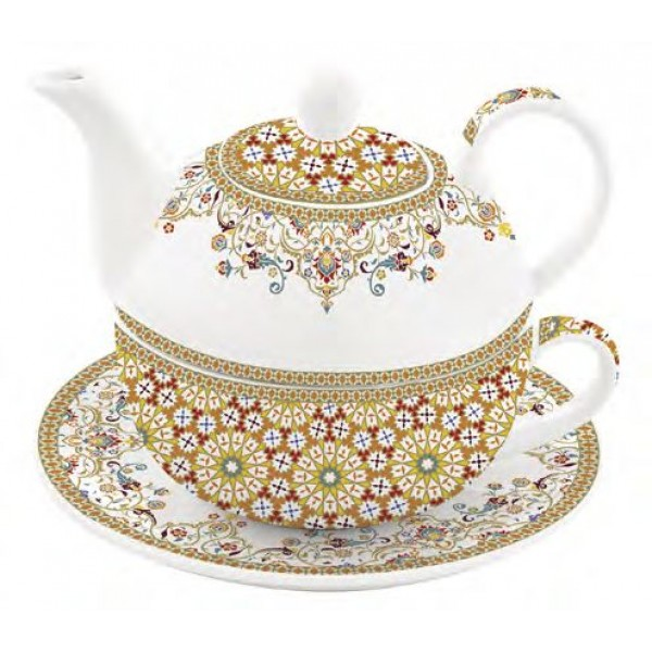 Tea for One Atmosphere Light Arancio