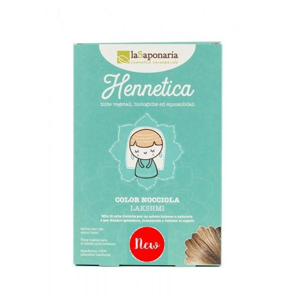 HENNETICA - Tinta Vegetale Nocciola