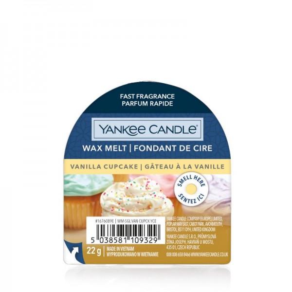 Vanilla Cupcake Cera da Fondere