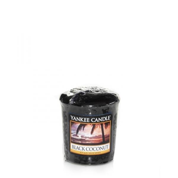 Black Coconut Votivo