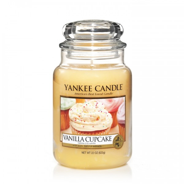 Vanilla Cupcake Giara Grande