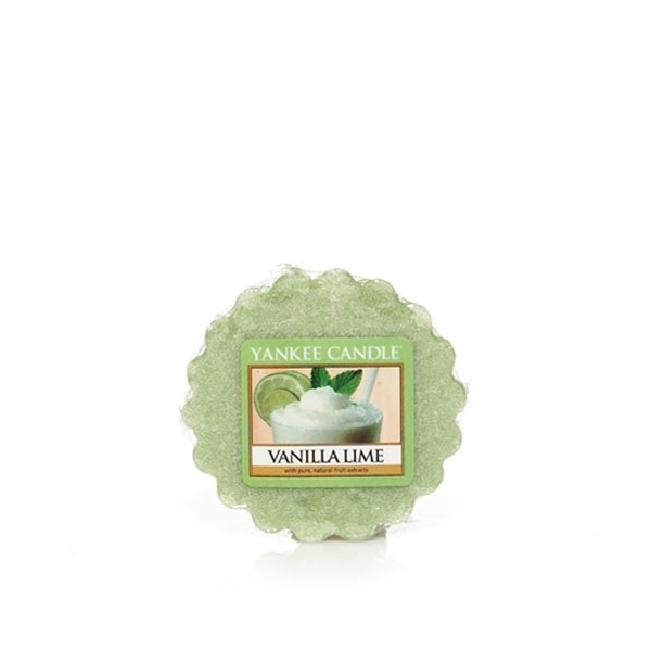 Vanilla Lime Tart