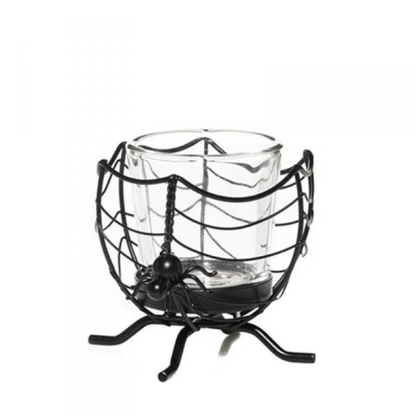 Porta Votivo Spider Halloween