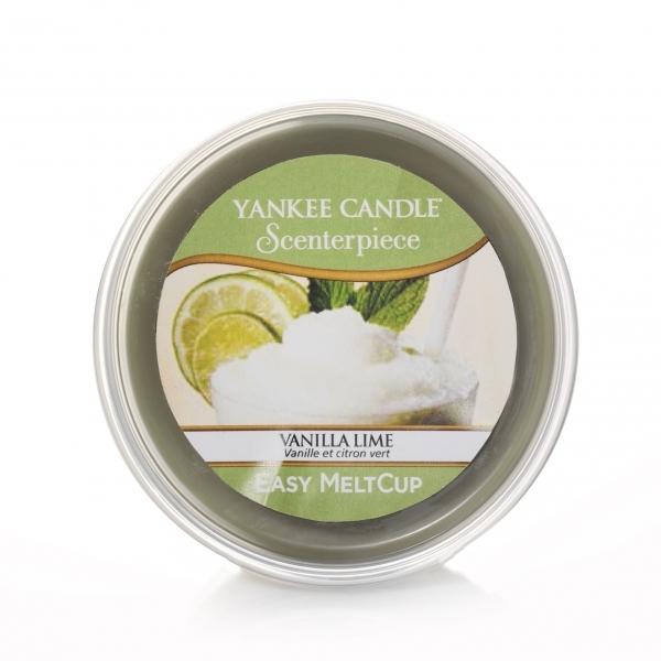 Vanilla Lime Melt Cup