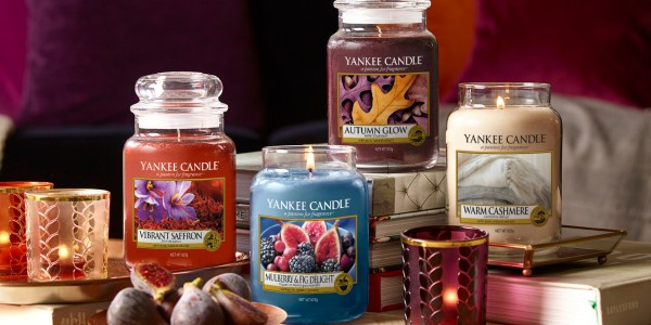 Fall in Love Yankee Candle, un autunno tutto da scoprire!