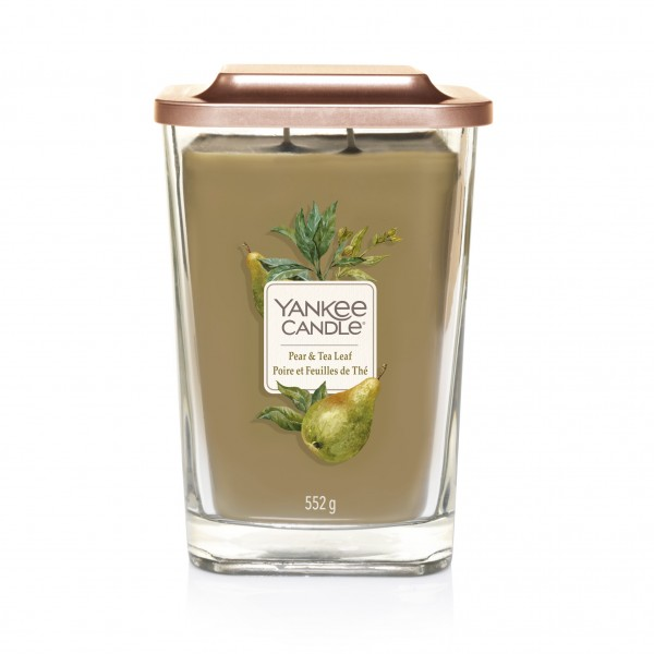 Pear and Tea Leaf Candela Grande