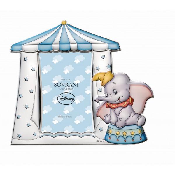 Cornice Portafoto Dumbo Celeste
