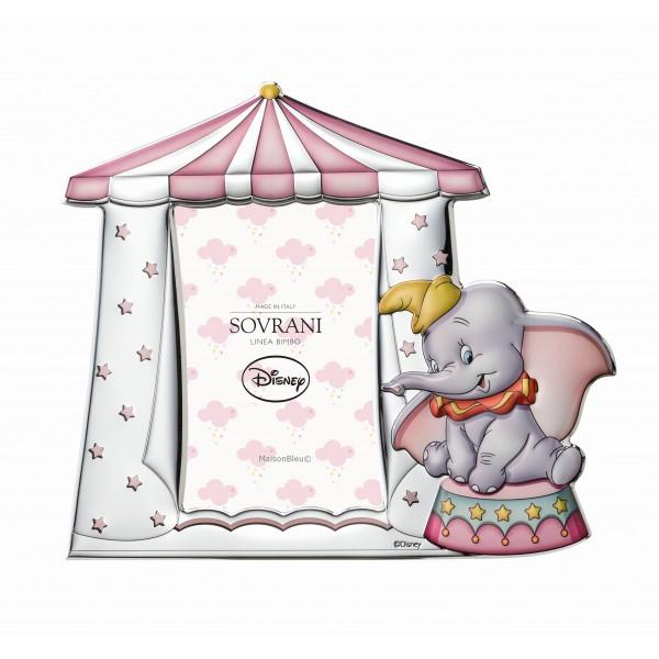 Cornice Portafoto Dumbo Rosa
