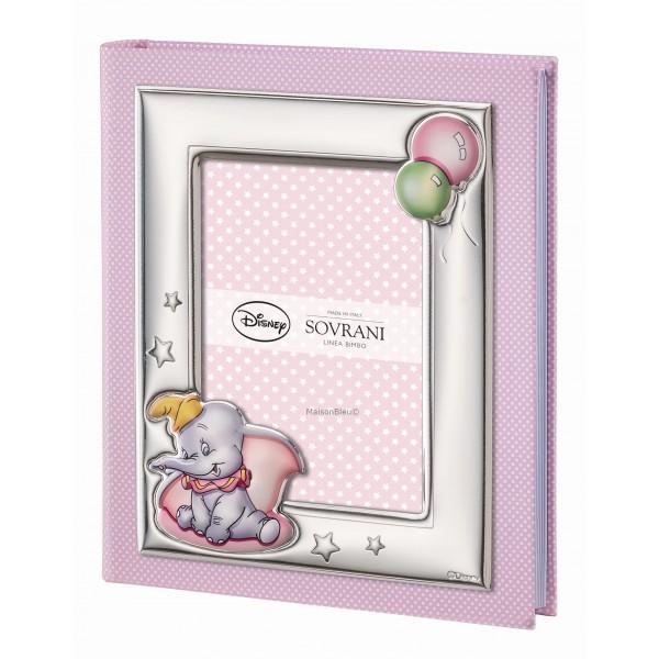 Album portafoto Dumbo rosa