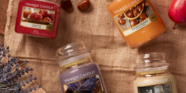 Farmers' Market Autunno Yankee Candle