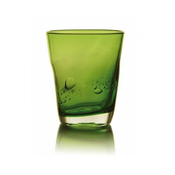 Bicchieri Blister Acqua verde