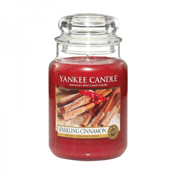 Sparkling Cinnamon giara grande