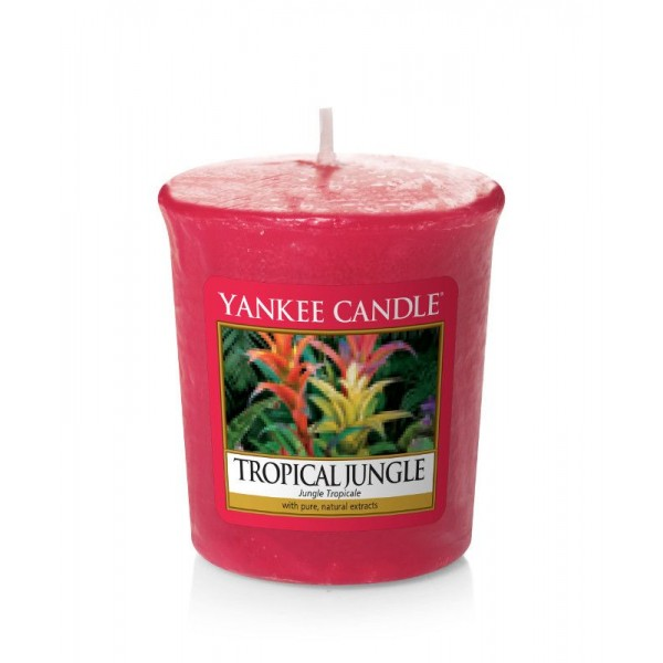 Tropical Jungle Candela Votivo